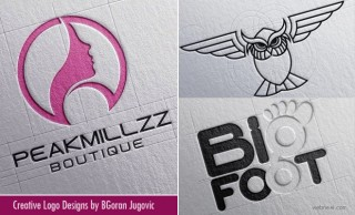 Beautiful Branding Design ideas of Bosnian Designer Goran Jugovic
