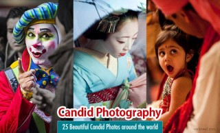 25 Beautiful Candid Photography examples around the world