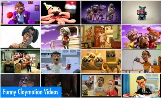 15 Funny Claymation Movies and tv commercials videos - Clay Animation