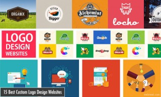 15 Best Custom Logo Design Services and Websites around the world