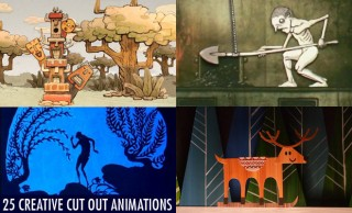 30 Beautiful Cut out Animation Videos for your inspiration