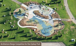 One Sydney Park to get a complete Makeover following the Design Competition