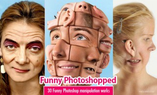 30 Funny Photoshop manipulation works for your inspiration