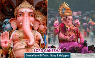 25 Ganesh Chaturthi Photo History and Wallpapers - Vinayaka Chaturthi