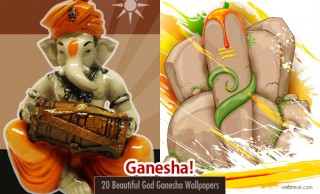 25 Hindu God Ganesh Chaturthi Wallpapers - Vinayaka