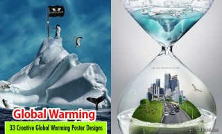 33 Creative Global Warming Poster Designs for your inspiration
