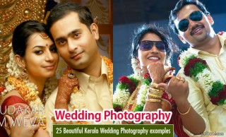 25 Beautiful Kerala Wedding Photography examples and Top Photographers