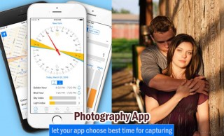 Let your app choose the best time to take Photos - IOS Photography Mobile App