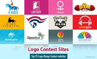 Top 25 Best Logo Design Contest websites from around the world