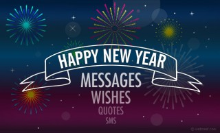 25 Best New Year Greeting Cards Messages - New Year wishes and Quotes