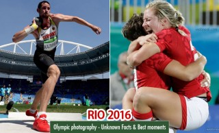 RIO 2016 Olympic photography - Unknown Facts and Best moments