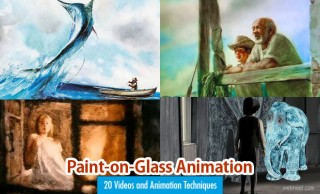 20 Paint on Glass animation Videos and Animation Techniques
