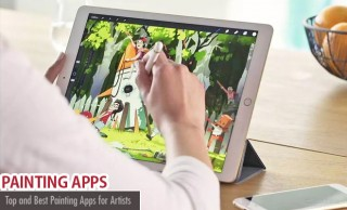 Top and Best Painting Apps for Artists - Free Apps for IOS and Android