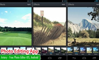 Aviary - Free Photo Editor Mobile App for IOS and Android