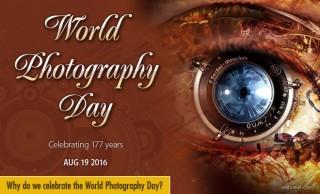 World Photography Day - Celebrating 177 years of photography