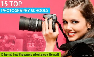 15 Top and Good Photography Schools from around the world