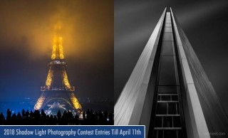 Shadow and Light Theme Photography Call for Entries till April 11th 2018