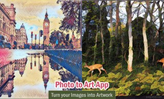 Photo to Artwork Mobile App - PICAS