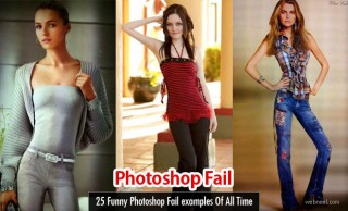 25 Funny Photoshop Fail examples Of All Time - Failed Photo Editing