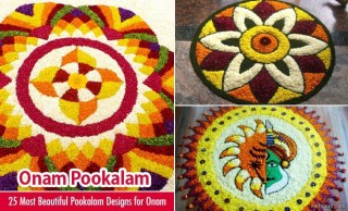 50 Most Beautiful Pookalam Designs for Onam Festival
