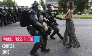 The World Press Photo contest calls for entries - 4 Jan 2018
