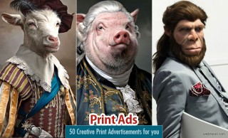 60 Creative Print Advertisements and print ads for your inspiration part 3