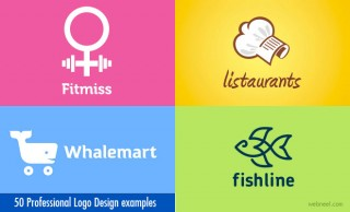 50 Professional Logo Design examples from around the world