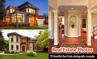 20 Beautiful Real Estate photography examples for your inspiration