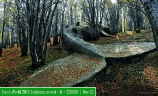 Scenic World 2018 Sculpture contest - Win $20000 | Nov 20