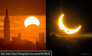 Solar Eclipse Photography Inspiration - Best Photos from famous photographers