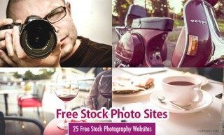 25 Free Stock Photography Websites and Free Stock Photos