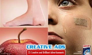 25 Creative and Brilliant Advertisement Design examples