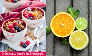 25 Delicious Food Photography examples and Tips for Beginners