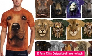 20 Funny T Shirts Design examples that will make you laugh