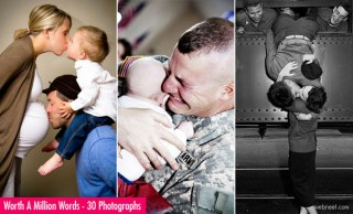 30 Most Inspiring Photography examples - A Thousand Words photography Series