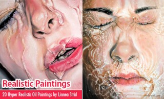 20 Beautiful and Hyper Realistic Oil Paintings by Sweden Artist Linnea Strid