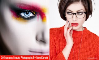 25 Mind-Blowing and Creative Beauty Photography by Steve Karaitt