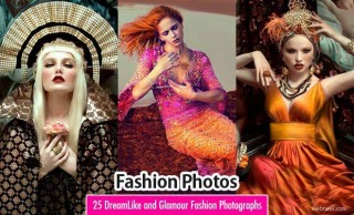 25 DreamLike and Glamour Fashion Photography examples by Andrey Yakovlev