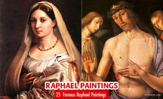 25 Beautiful Raphael Paintings - Most Famous Italian Painter