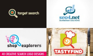 40 Creative Search Logo Design examples for your inspiration