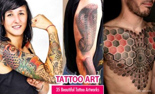 60 Beautiful Tattoo Designs and Tattoo Art Ideas for your inspiration