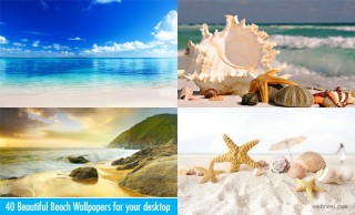 40 Beautiful Beach Wallpapers for your desktop