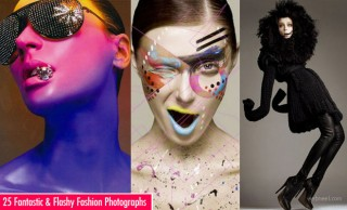 25 Fantastic and Flashy Fashion Photography examples by Alix Malka