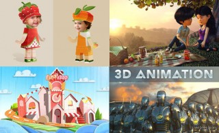 4 Best 3D Animated Short Films and best Character Designs around the web