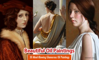 30 Mind-Blowing Oil Paintings by Tom Lovell, Hamish Blakely and Raipun