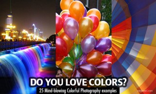 Do you Love Colors - 25 Mind-blowing Colorful Photography examples