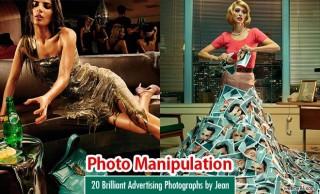 40 Creative Advertising Ideas by Jean Yves Lemoigne - Part 2