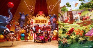 Inspiring and Creative 3D Animation from Mc Donalds TV Commerical