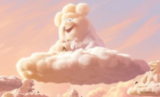 PARTLY CLOUDY - Walt Disney Pictures and Pixar Animation Studios