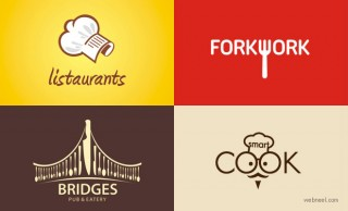 50 Creative Restaurant Logo Design inspiration for you
